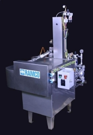 RAMCO All pneumatic solvent washing system with ventilation