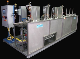RAMCO Automated citric passivation system