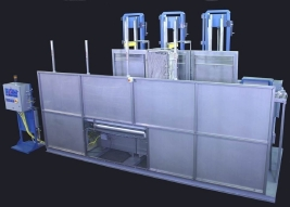 RAMCO Automated tube washing system for automotive