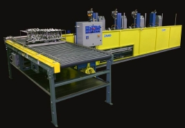 RAMCO Automated tube washing system