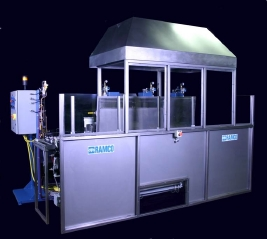 RAMCO Automated ultrasonic cleaning system