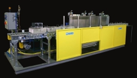 RAMCO Automated washing system with power feed