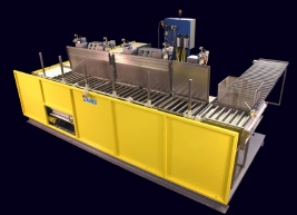 RAMCO Automated washing system with power load and unload