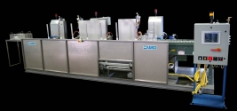 RAMCO Automation system for nuclear components