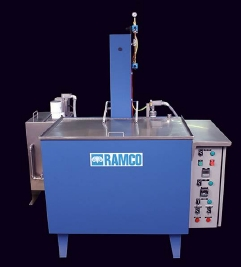 RAMCO Cell Washer with Oil Removal Satellite