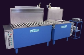 RAMCO Citric passivation system with ultrasonics