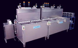 RAMCO Citric passivation system with ultrasonics2