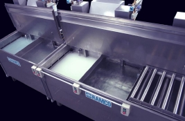 RAMCO Citric passivation system with ultrasonics3
