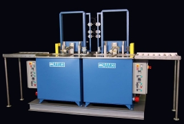 RAMCO Heavy duty wash-rinse system for automotive parts