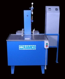 RAMCO Hot air drying system