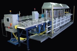 RAMCO Mass transit automated air brake valve cleaning system
