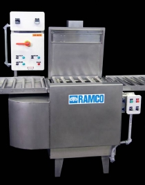 RAMCO Nitric tank with Nema 4X electrical