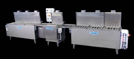 RAMCO Semi-automated nitric passivation line
