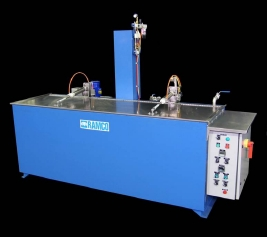 RAMCO Tube washer for long tubes