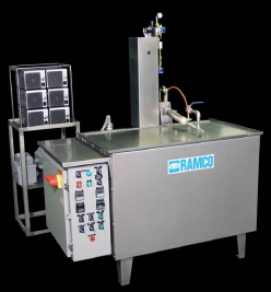 RAMCO Ultrasonic washing for medical components