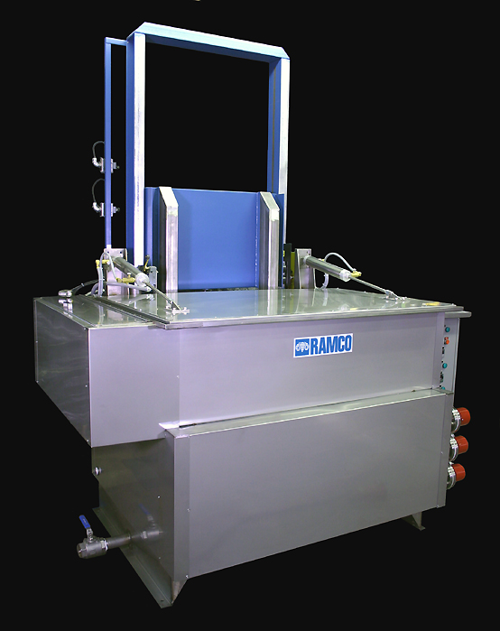 RAMCO-equipment-immersion-parts-washer-washing-CM-series-leach tank line