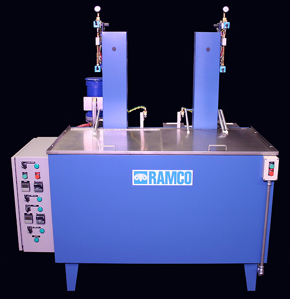RAMCO Equipment MKD24 wash/dry industrial strength console.