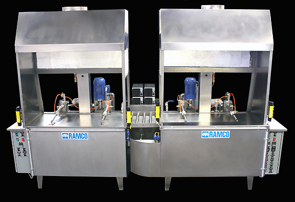 RAMCO-equipment-immersion-parts-washer-washing-heat exchangers-ultrasonic-