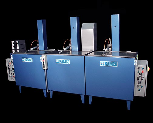 RAMCO-equipment-immersion-parts-washer-washing-sonic-rinsing-drying
