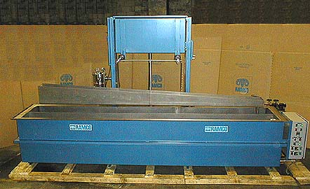 RAMCO Equipment RapidFlow™ Long Tubes Washing System